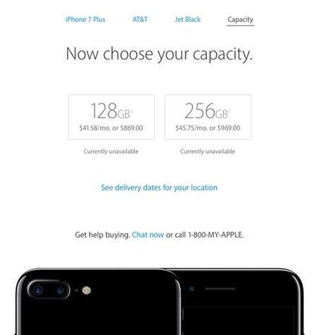 Muon mua iPhone 7 Jet Black den bong bay u? Bo them tien ra! - Anh 3