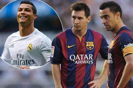 """""""Cris Ronaldo khong the so sanh voi Messi"""" - Anh 1"""