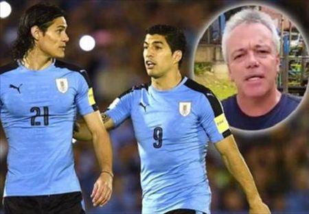 Luis Suarez hon do choi mung dai thang truoc Paraguay - Anh 3