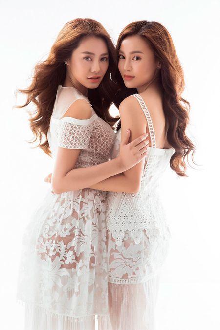 Linh Chi, Ninh Duong Lan Ngoc than thiet nhu chi em - Anh 13