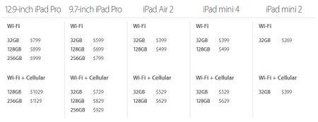 Apple am tham giam gia iPad, khai tu phien ban 16 GB - Anh 2
