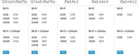 Apple tang dung luong, giam gia cho hang loat iPad - Anh 2