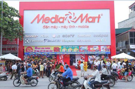 Media Mart can moc 25 sieu thi dien may - Anh 1