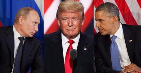 Trump cong khai khen Putin, che Obama - Anh 1