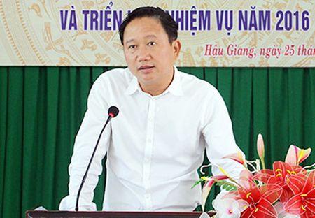 Tinh uy Hau Giang trieu tap ong Trinh Xuan Thanh - Anh 3