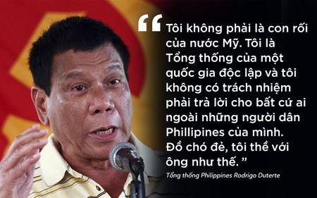 'Donald Trump cua Philippines' va nhung phat ngon gay soc - Anh 2