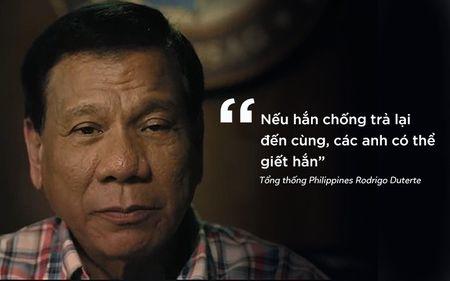 'Donald Trump cua Philippines' va nhung phat ngon gay soc - Anh 4