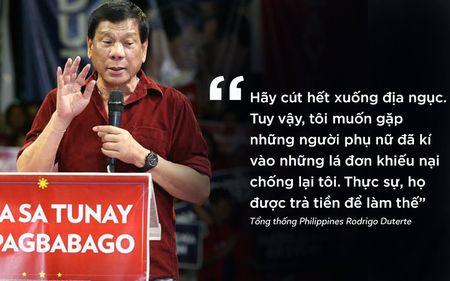 'Donald Trump cua Philippines' va nhung phat ngon gay soc - Anh 7
