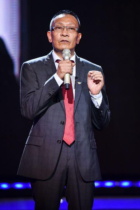 Nha bao Lai Van Sam xuc dong tuong nho Tran Lap - Anh 2