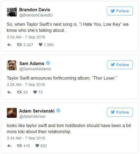 Taylor - 'Loki' bi che gieu vi hen ho ngan ngui - Anh 3