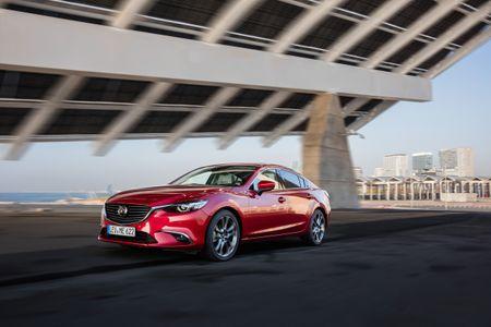Nhung cong nghe noi bat tren Mazda 6 doi 2017 - Anh 1