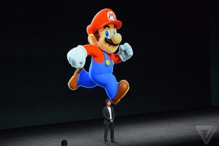 Mario Bros len iOS, Pokemon Go tich hop vao Apple Watch - Anh 1