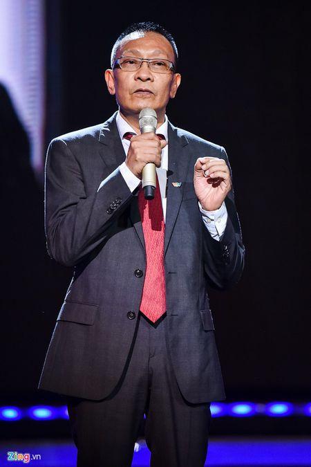 MC Lai Van Sam noi ve cach xu ly sai pham o VTV - Anh 1