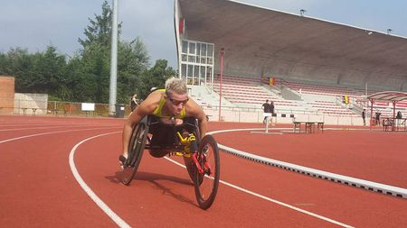 Paralympic: Cam dong nu VDV tranh tai truoc khi chet - Anh 2