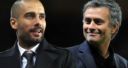 Nhung khoanh khac dac biet cua Mourinho va Pep - Anh 1