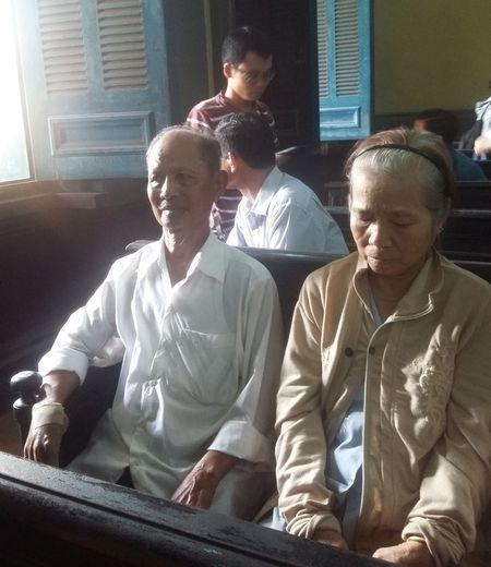 Vu 'con ruoi gia 500 trieu': Vo Van Minh den toa - Anh 2