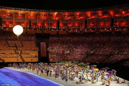 Khai mac Paralympic Rio 2016 - Anh 1
