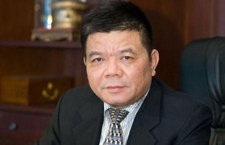Ong Tran Bac Ha thoi dai dien phan von nha nuoc tai BIDV - Anh 1