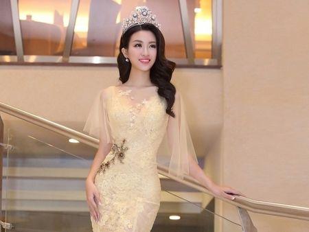 Tan chay 'duong cong' cua Hoa hau Do My Linh - Anh 1