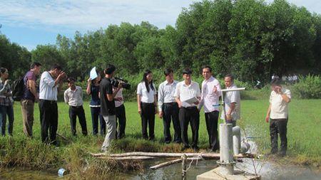 Quang Ngai: Quy hoach 200ha Khu du lich nuoc khoang nong Thach Bich - Anh 1