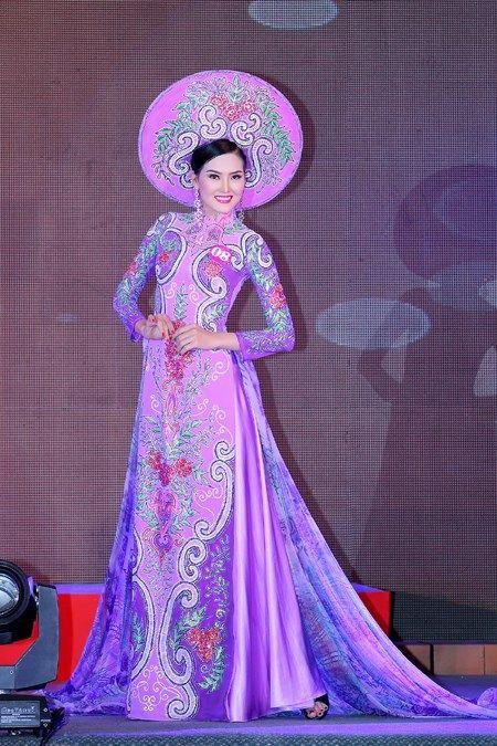 Kim Thoa dang quang Hoa hau Doanh nhan the gioi nguoi Viet - Anh 5