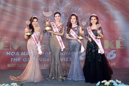 Kim Thoa dang quang Hoa hau Doanh nhan the gioi nguoi Viet - Anh 9