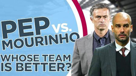 Chien thuat nao quyet dinh thanh bai trong cuoc doi dau Mourinho - Guardiola? - Anh 1