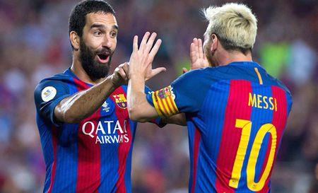 Barca: Khong Neymar, da co Turan. Khong Messi, van con Turan! - Anh 1