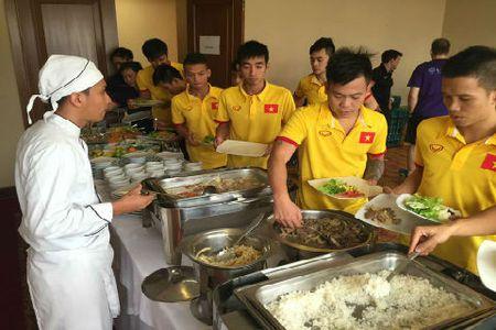 Tuyen futsal Viet Nam duoc bao ve nghiem ngat - Anh 4