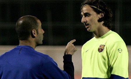 Ibrahimovic se tan pha 'the gioi nho be' cua Guardiola? - Anh 1