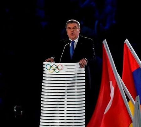 Chu tich IOC khong den xem Paralympic 2016 - Anh 2