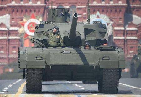 Chum anh: 100 sieu tang Armata dau tien moi duoc Nga dau tu thach thuc phuong Tay - Anh 5