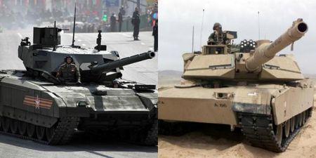 Chum anh: 100 sieu tang Armata dau tien moi duoc Nga dau tu thach thuc phuong Tay - Anh 9
