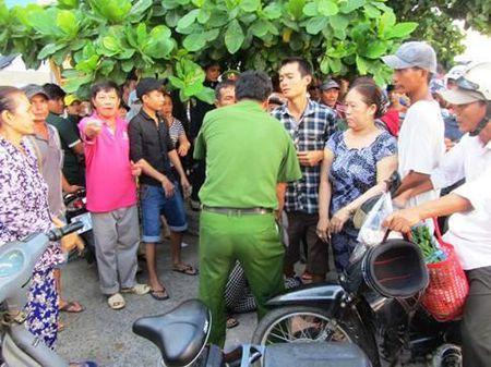 Bi phat vi ban ve so mien Nam o Ninh Thuan: Chua thoa dang - Anh 1