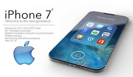 Apple chinh thuc ra mat iPhone 7 va iPhone 7 Plus - Anh 1