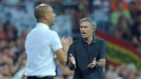 Nhung lan doi dau kinh dien cua Mourinho voi Pep Guardiola - Anh 11