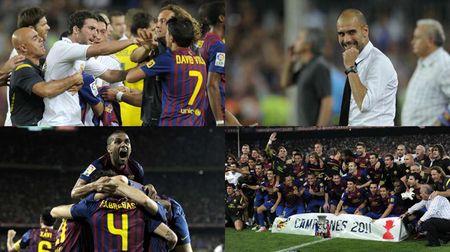 Nhung lan doi dau kinh dien cua Mourinho voi Pep Guardiola - Anh 12