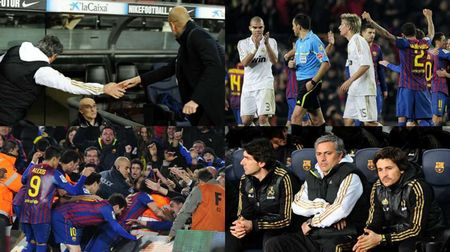 Nhung lan doi dau kinh dien cua Mourinho voi Pep Guardiola - Anh 15