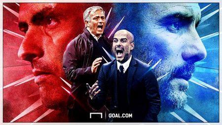 Nhung lan doi dau kinh dien cua Mourinho voi Pep Guardiola - Anh 1