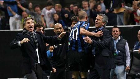 Nhung lan doi dau kinh dien cua Mourinho voi Pep Guardiola - Anh 4