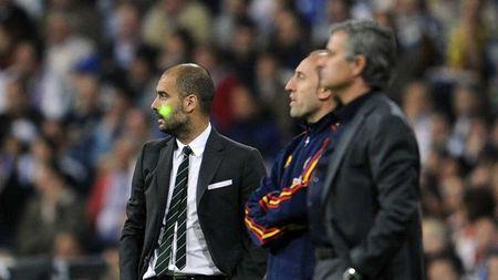 Nhung lan doi dau kinh dien cua Mourinho voi Pep Guardiola - Anh 7