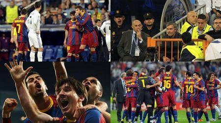 Nhung lan doi dau kinh dien cua Mourinho voi Pep Guardiola - Anh 9