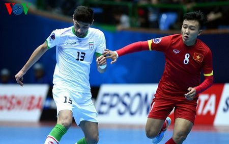 Viet Nam khong phai la doi 'lot duong' tai Futsal World Cup 2016 - Anh 2