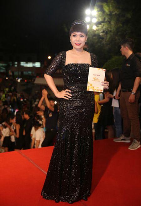 Dan my nhan Viet long lay hoi ngo tren tham do VTV Awards - Anh 6