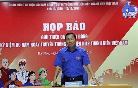 Nhieu hoat dong ky niem 60 nam Ngay truyen thong Hoi LHTN Viet Nam - Anh 1