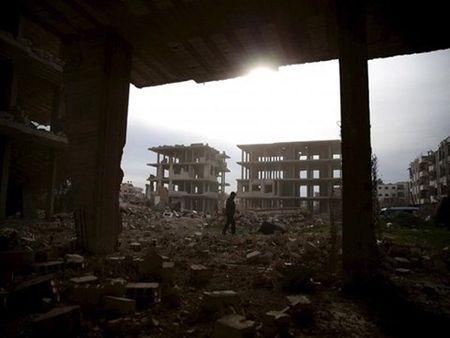 Syria: Doi gi lay yen tinh - Anh 1