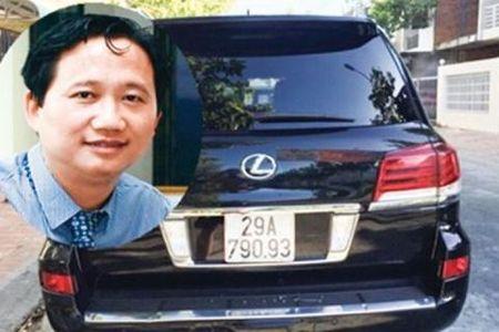 Bao cao bo nhiem con trai ong Trinh Xuan Thanh - Anh 1