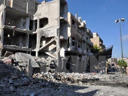 Nga-My cu thoa hiep, Tho quyet xuong tay o Syria - Anh 1