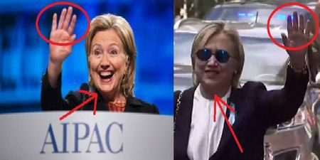 Ba Clinton co nguoi dong the sau khi bi benh nang? - Anh 1