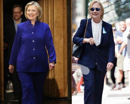 Ba Clinton co nguoi dong the sau khi bi benh nang? - Anh 2